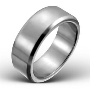 """Prsten z chirurgické oceli """"Camelot"""""""