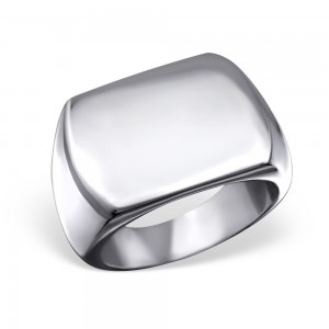 """Pánský prsten z chirurgické oceli  """"Orbis"""""""